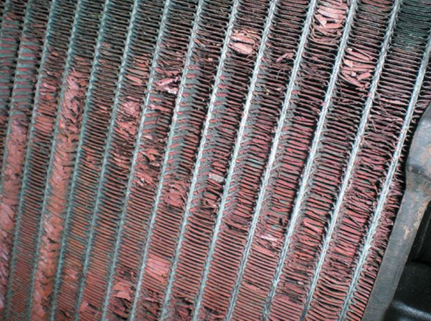 Heater Cores: Problem Diagnosis, Inspection, Pressure, and